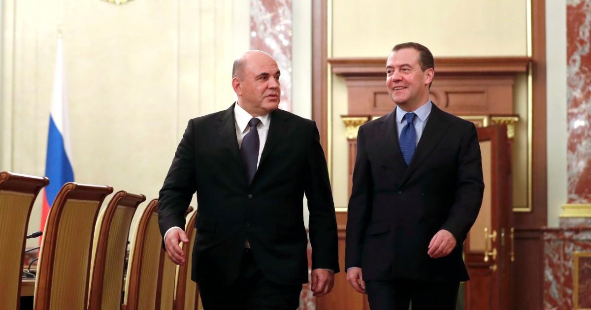 Фото Правительство хаоса. Счетная палата разгромила работу Медведева