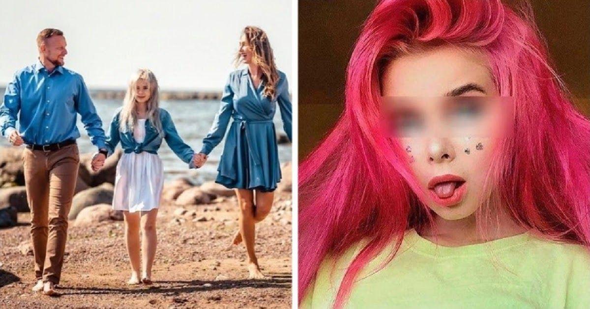 """Фото """"Мои родители странные"""". 16-летняя дочь Малафеева ушла из семьи"""