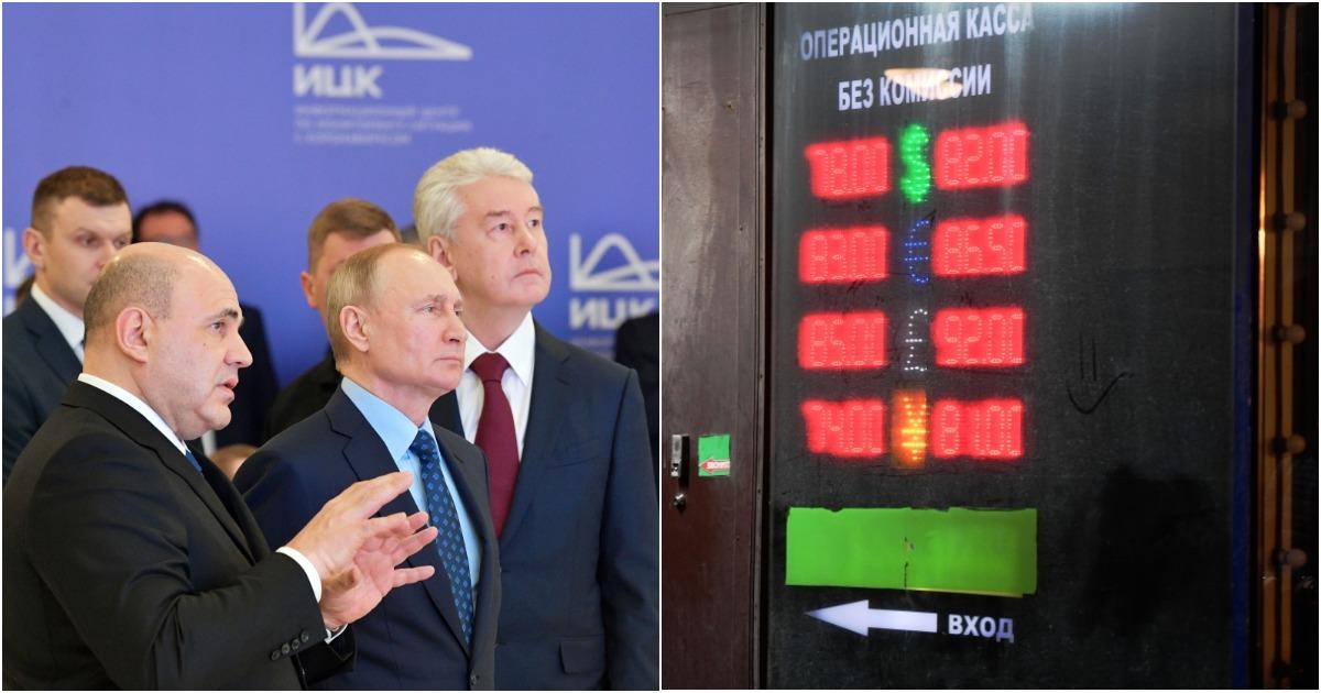Фото На краю пропасти. Экономике грозит глобальный спад, что ждет Россию?