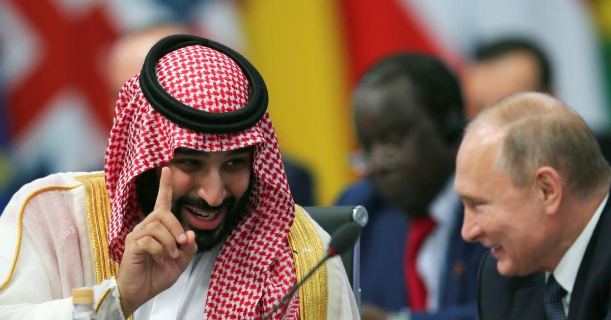 Фото Как Трамп втянул Путина и саудитов в нефтяную войну. Чем все кончится?