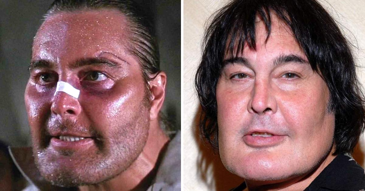 Фото Что стало с одним из самых необычных актёров 80-90-х Робертом З'Даром?