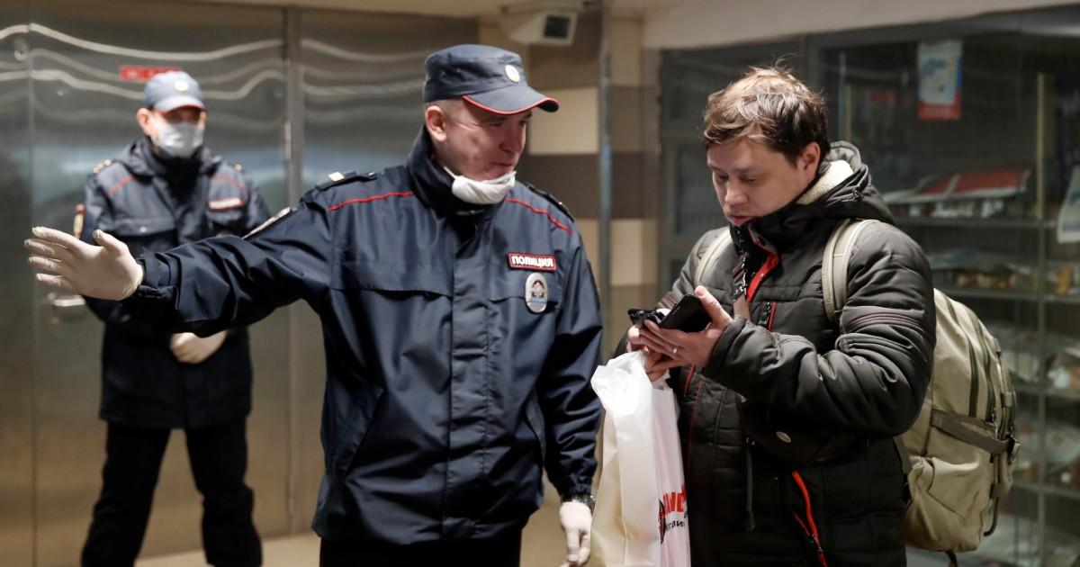Фото Устали от карантина. Как в России стали бороться не с вирусом, а с людьми