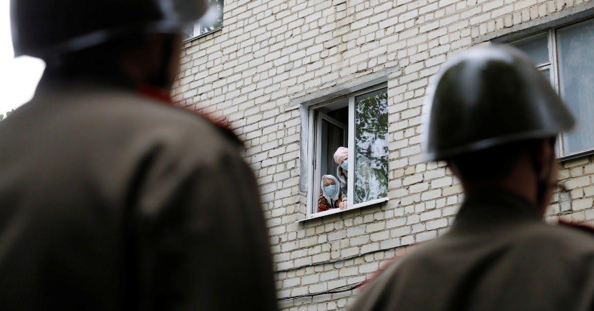Фото Сидим взаперти, есть ли толк? Как понимать данные об эпидемии за неделю