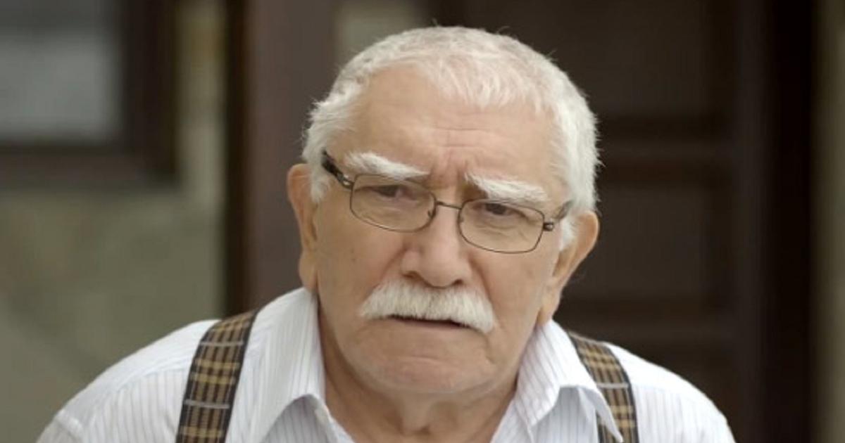 Фото СМИ: Армен Джигарханян госпитализирован с инсультом