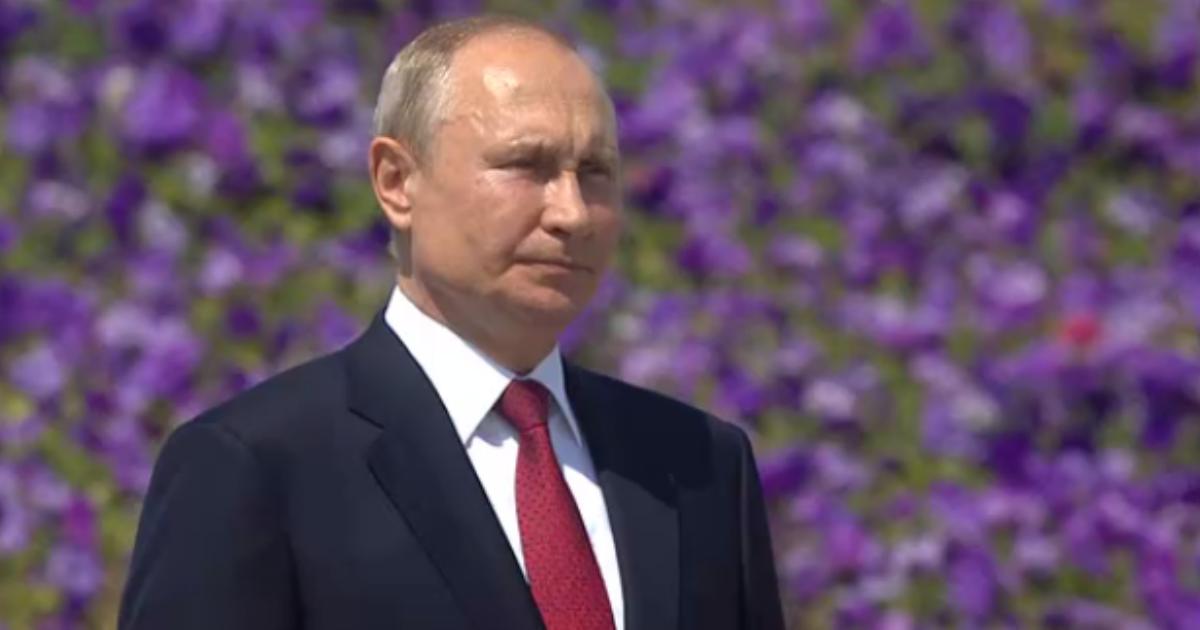 Фото Путин: большинство россиян поддержат поправки в Конституцию