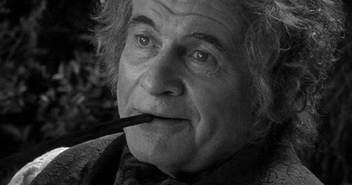 """Фото Актёр Иэн Холм, сыгравший Бильбо во """"Властелине колец"""", ушёл из жизни"""