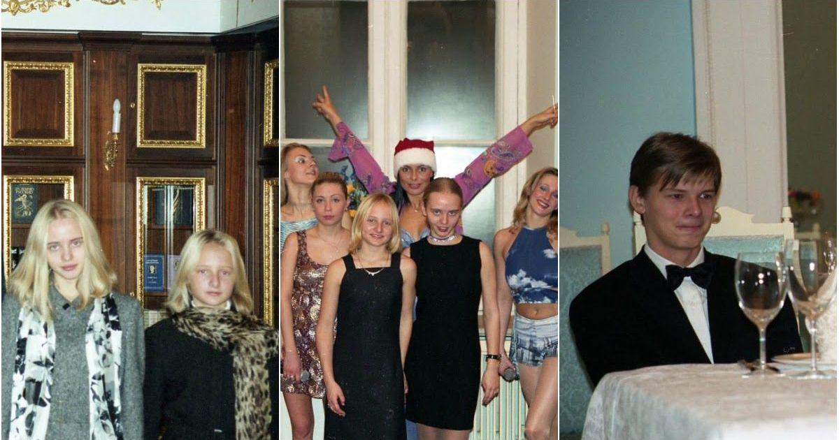 Фото Беглый банкир Пугачев выложил подростковые снимки дочерей Путина