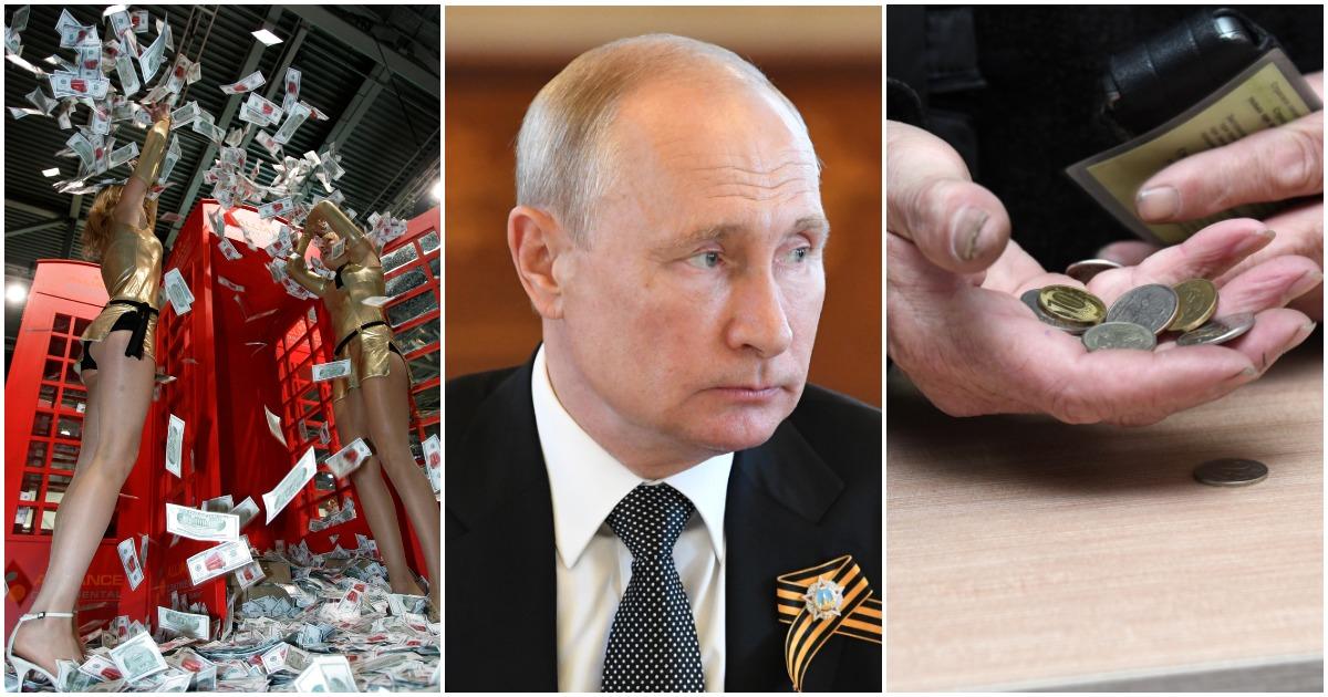 """Фото Подарок миллиардерам. Почему российский """"налог на богачей"""" - это провал"""