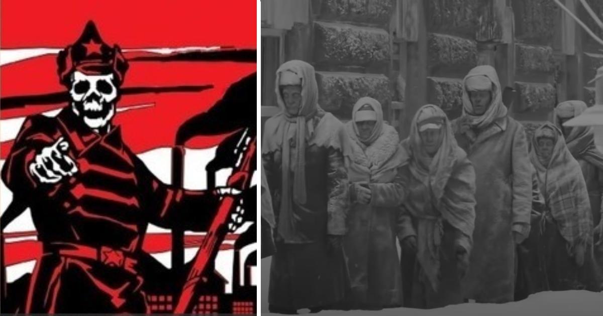 """Фото В трейлере фильма """"Блокадный дневник"""" из ленинградцев сделали зомби"""
