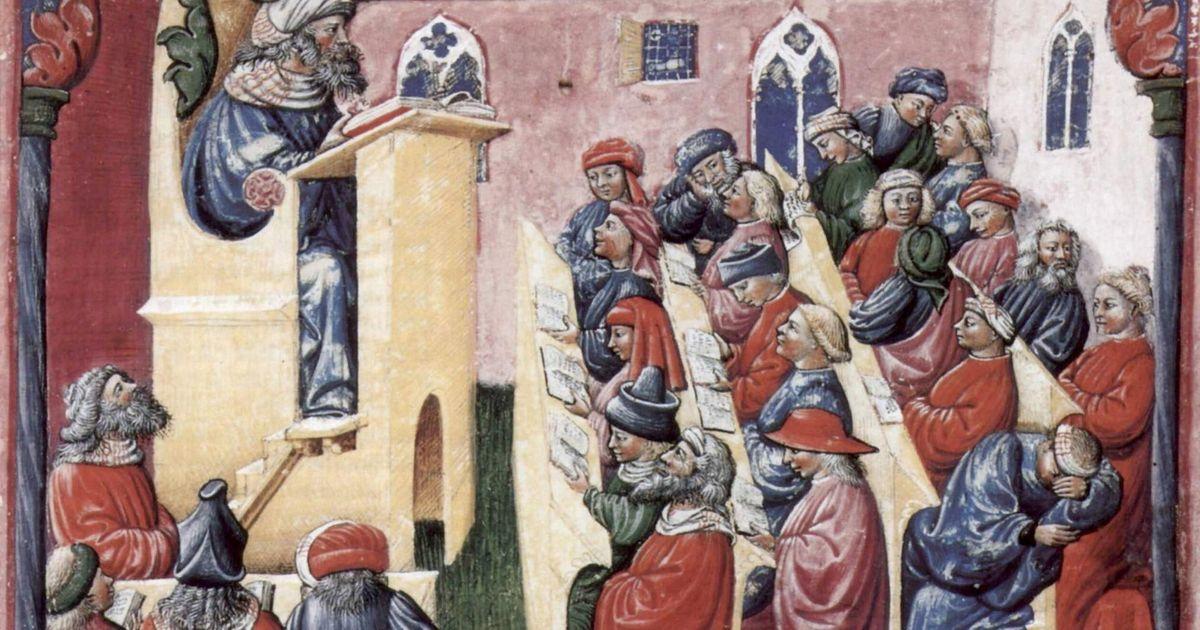Фото 5 книг о Средних веках