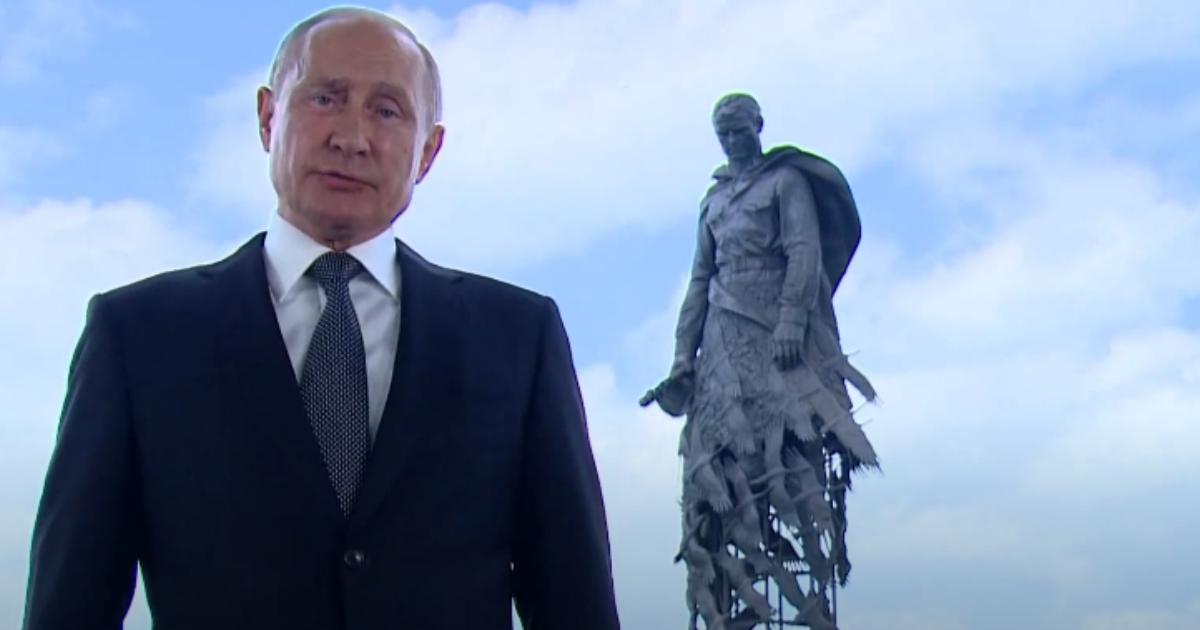 Фото Новое обращение: Путин вышел к нации в прямом эфире