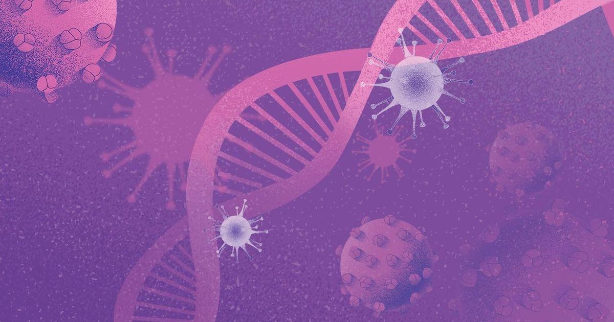 Фото О полезных и вредных генах вирусов в нашем геноме, о том, как вирусы встраиваются в ДНК и как вирусные последовательности связаны с шизофренией и другими болезнями