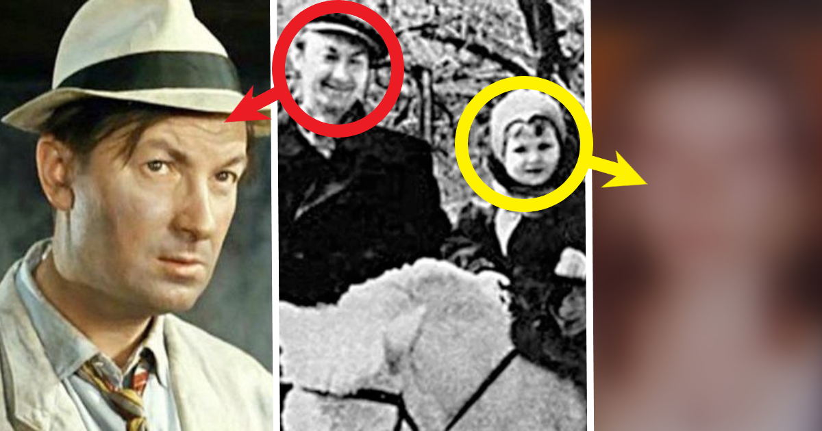 Фото Как единственная дочь Георгия Вицина стала затворницей