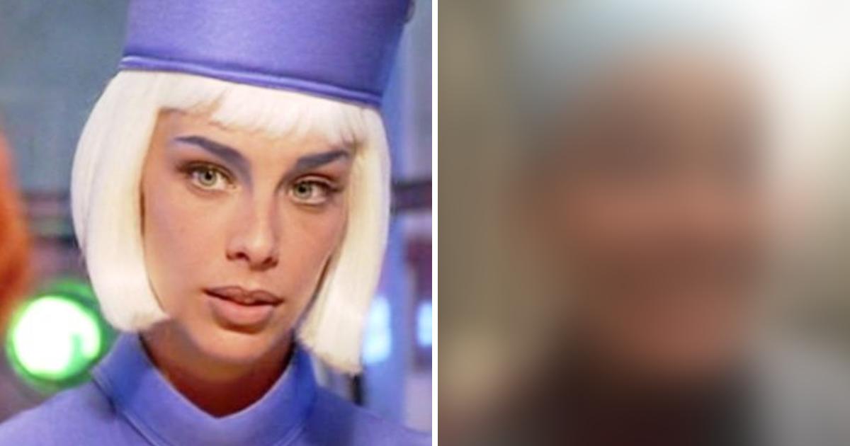 """Фото Как сейчас выглядит красотка-стюардесса из """"Пятого элемента"""""""