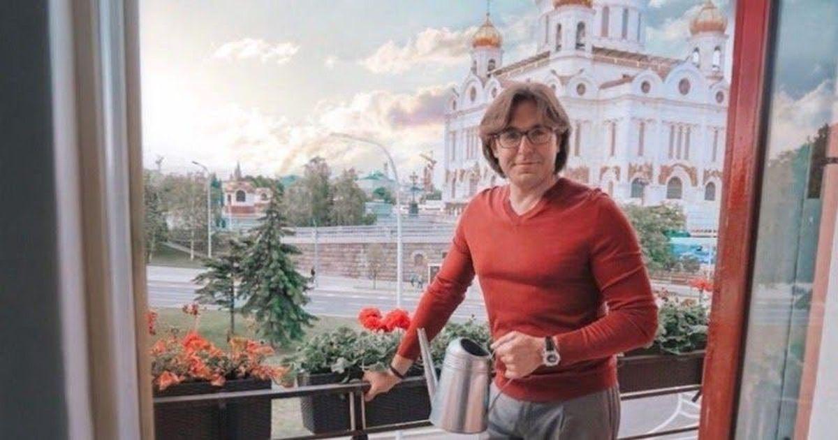 Фото Малахов показал свою квартиру за 140 миллионов рублей