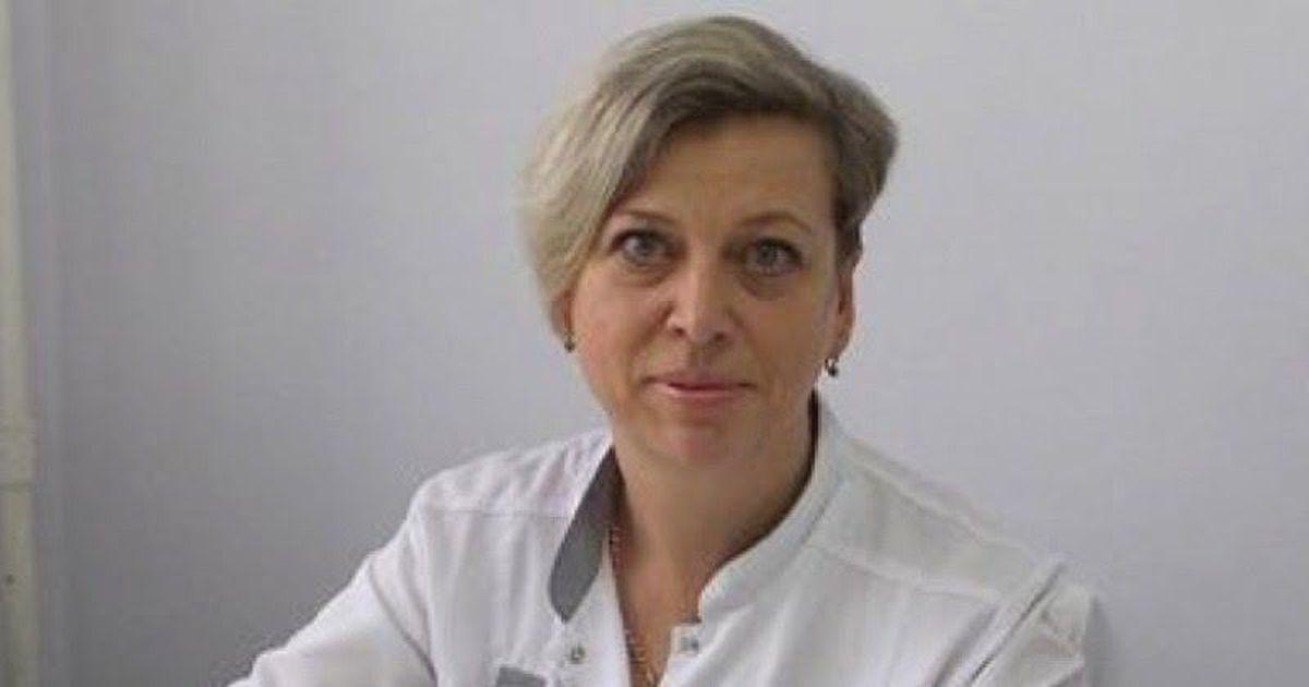 Фото Умерла гинеколог Евграфова, работавшая в коронавирусном госпитале