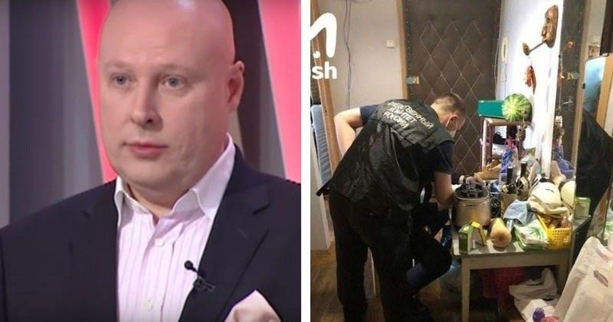 """Фото СМИ: по делу о торговле детьми задержан """"знакомый Галкина и Пугачевой"""""""