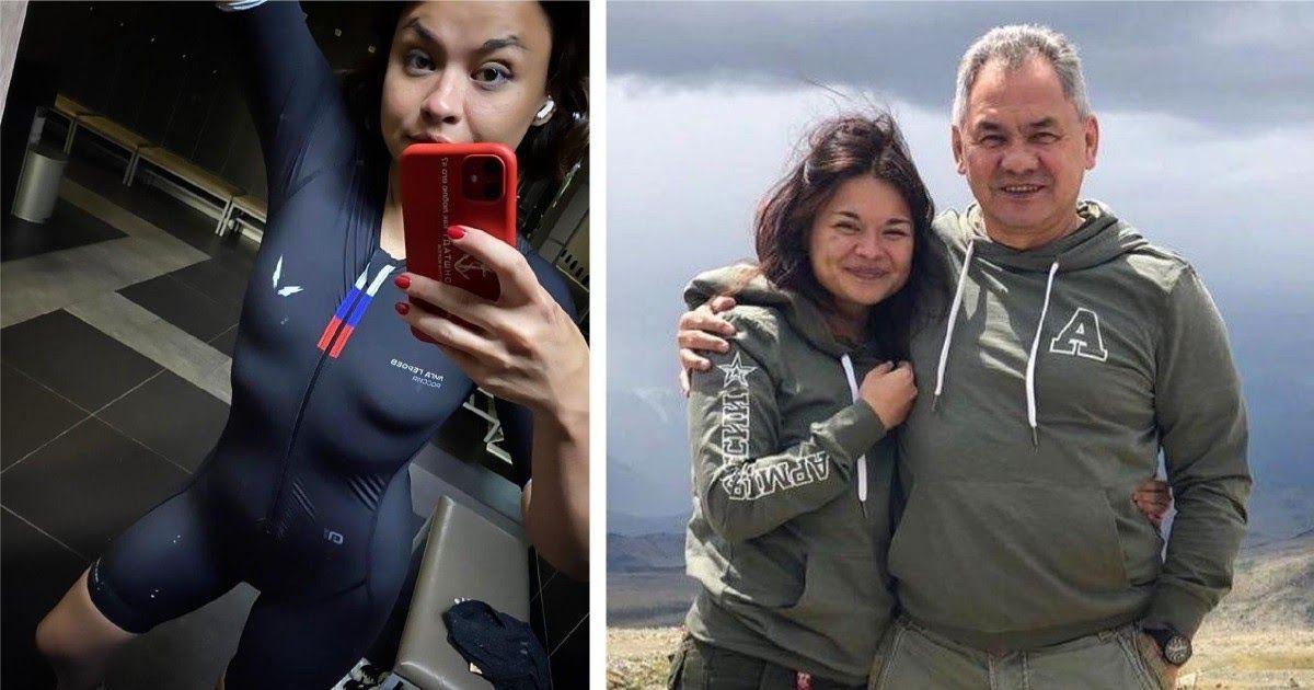 Фото Редкие кадры. Дочь Шойгу показала отца на отдыхе