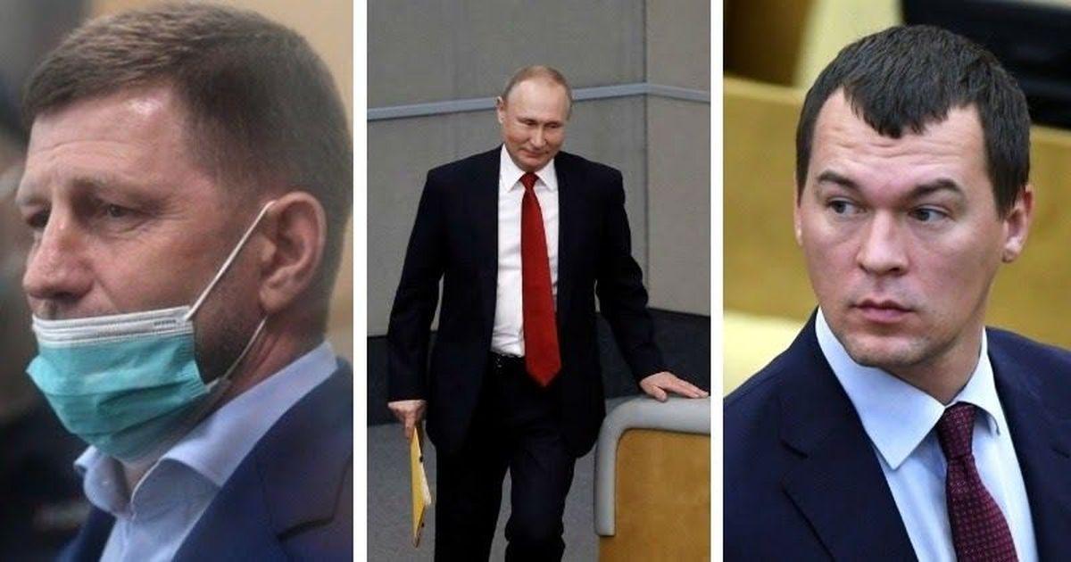 Фото Путин сменил Фургала на депутата Дегтярева. Чем он знаменит?
