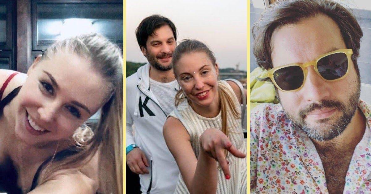 Фото Внук Ельцина закрутил роман с моделью и актрисой - бывшей Павла Деревянко