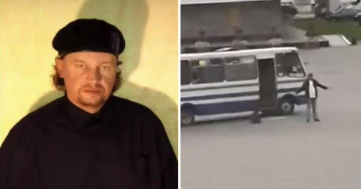 Фото ВИДЕО: украинский спецназ проморгал сдачу луцкого тeppopиста