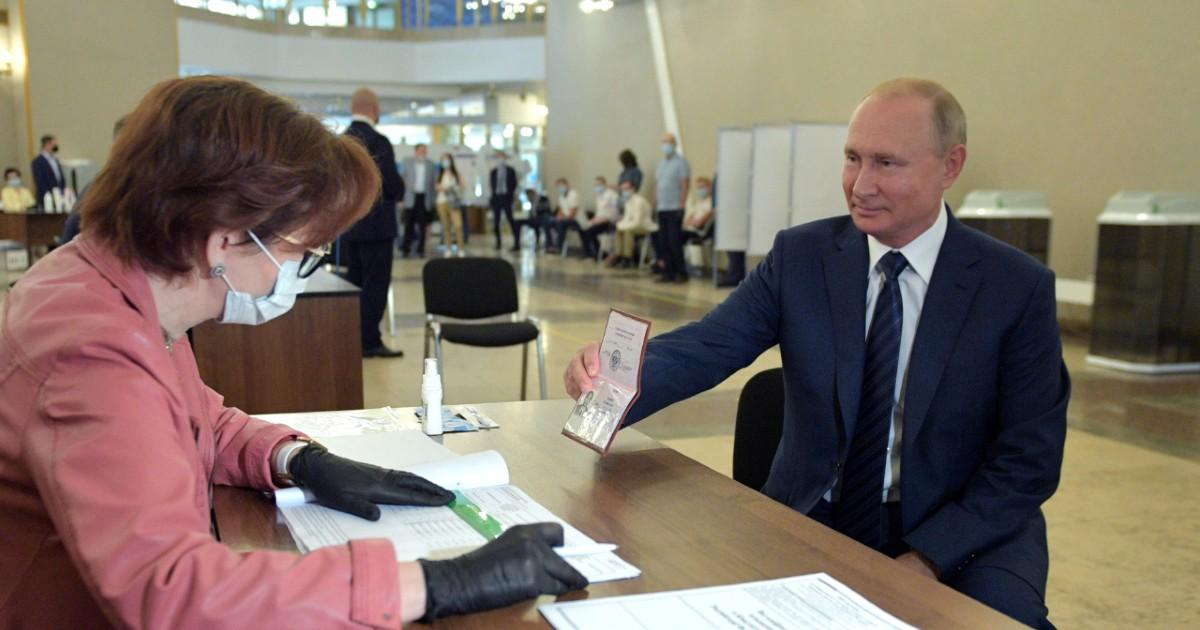 Фото В РФ спешно поменяли законы о выборах. Что изменили и почему это плохо