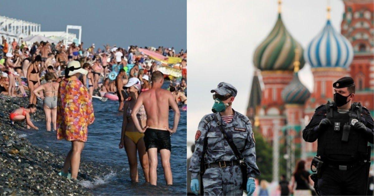 """Фото """"Не надо обманываться"""". Что сейчас с эпидемией в РФ и что будет осенью"""