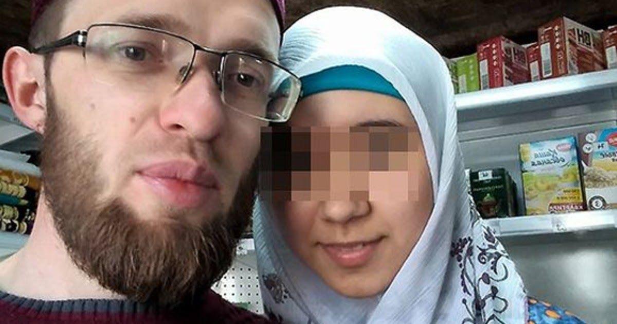 Фото Татарского экс-имама отправили в колонию за религиозный брак с 13-летней