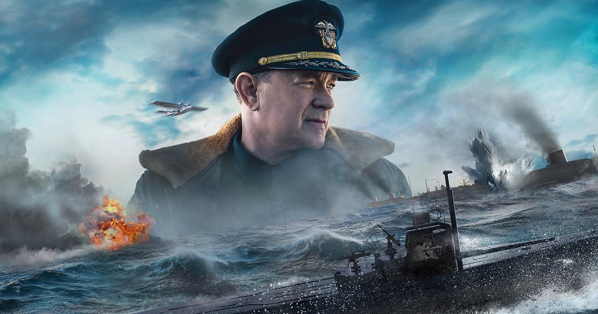 """Фото """"Грейхаунд"""": Американцы показали, как надо снимать кино о войне (рецензия)"""