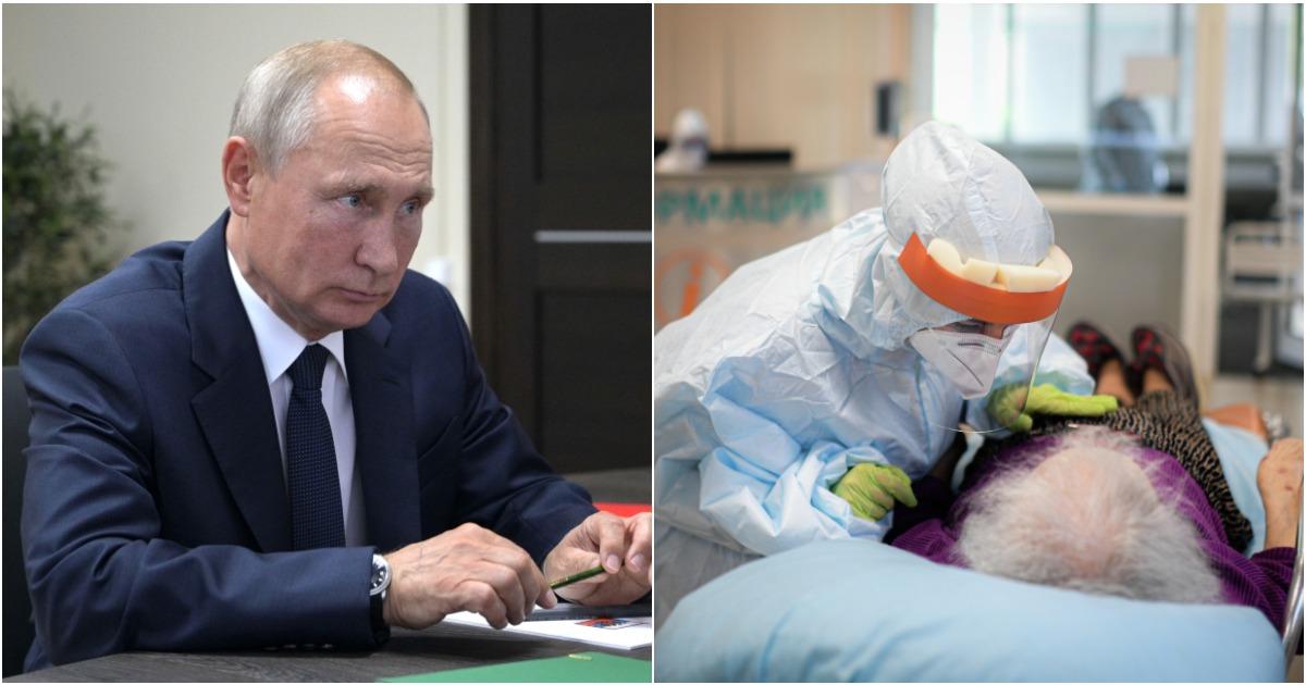 Фото Жить плохо, но недолго. Почему Путин отложил продление жизни россиян