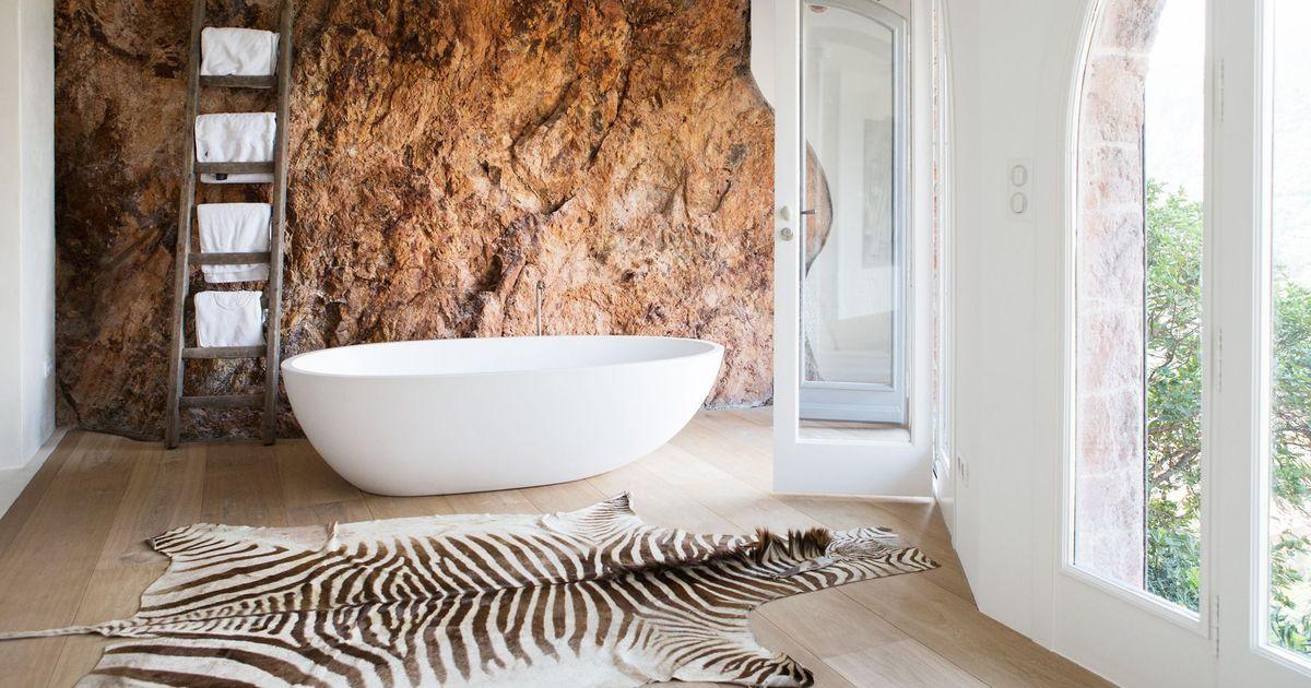 Фото Деревянная ванная: 9 особенностей использования отделки