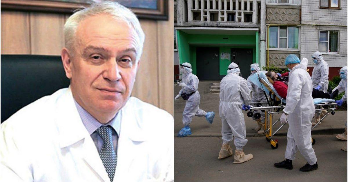 Фото Академик РАН назвал опасные ошибки во время коронавируса