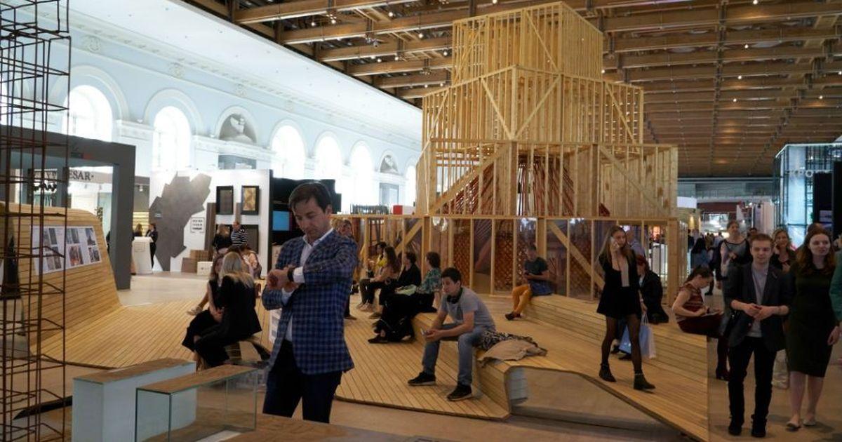 """Фото Выставку архитектуры и дизайна """"АРХ Москва"""" перенесли на октябрь"""