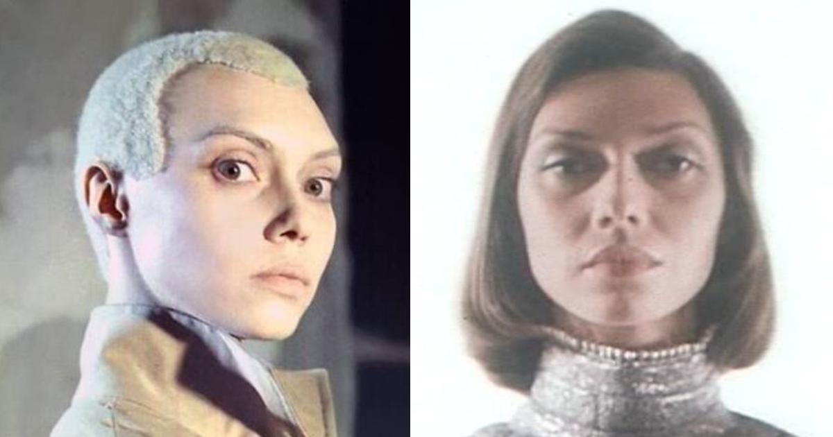 """Фото Инопланетянка-уборщица. Судьба Нийи из фильма """"Через тернии к звёздам"""""""