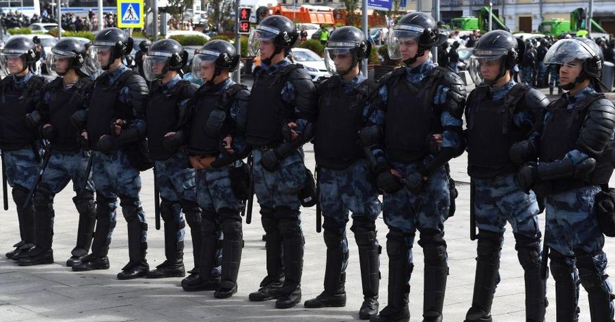 Фото Полиция увидела риск участия сторонников АУЕ в протестах