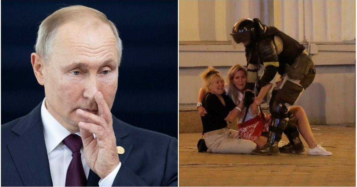 Фото Путин: президентские выборы в Белоруссии состоялись