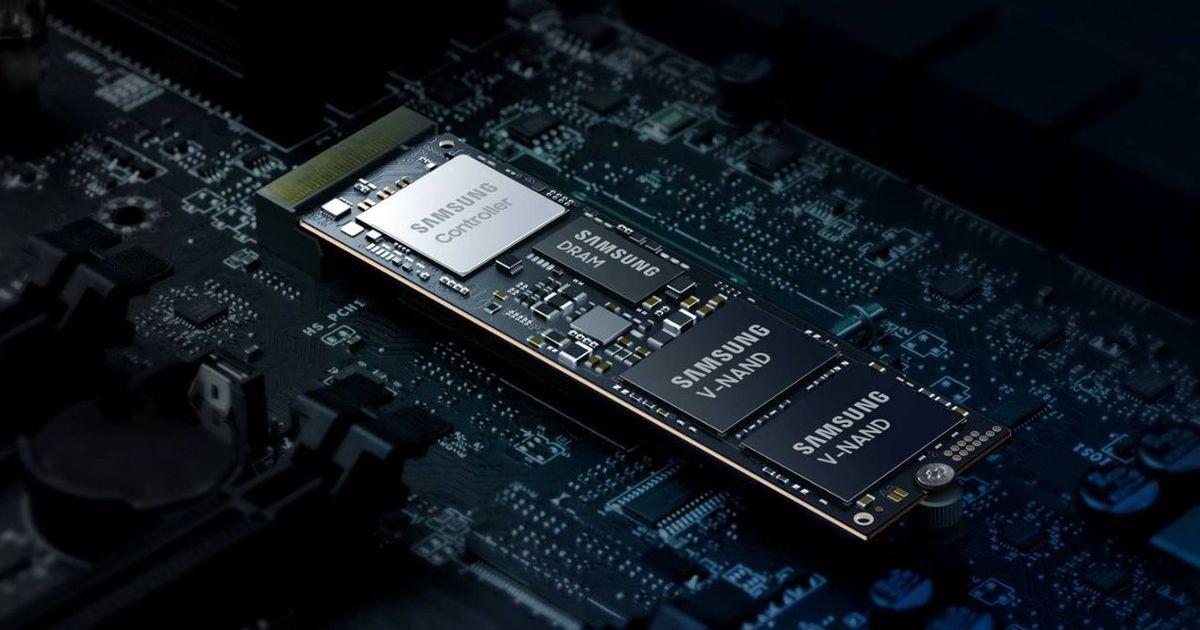 Фото Samsung 980 Pro — сверхбыстрый SSD нового поколения