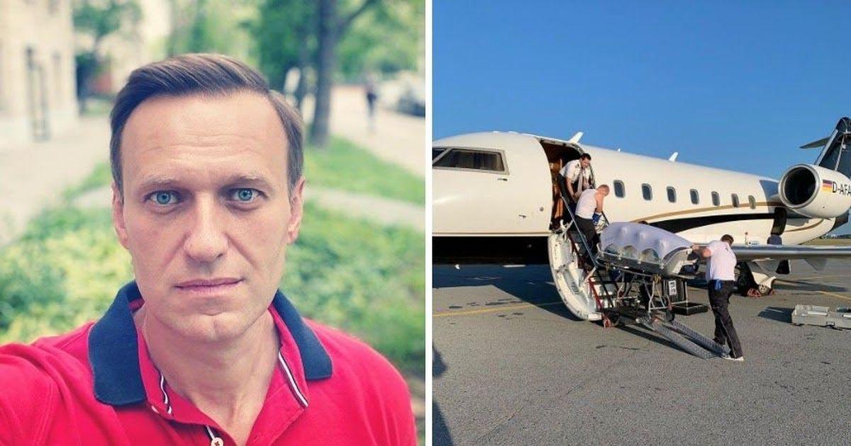 """Фото Немецкий химик о деле Навального: """"Неужели русские настолько глупы?"""""""