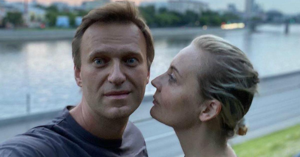 """Фото """"Отравлен """"Новичком"""": врачи рассказали о состоянии Навального"""