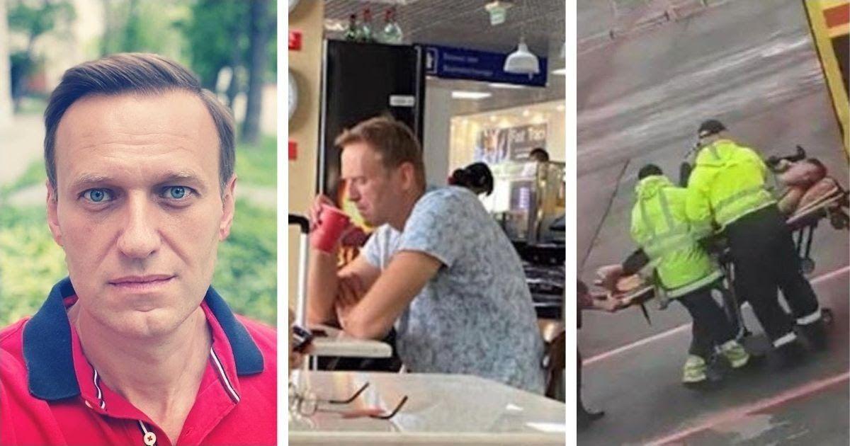 """Фото """"Новичок"""", да не тот. Чем именно отравлен Навальный и как это узнали"""