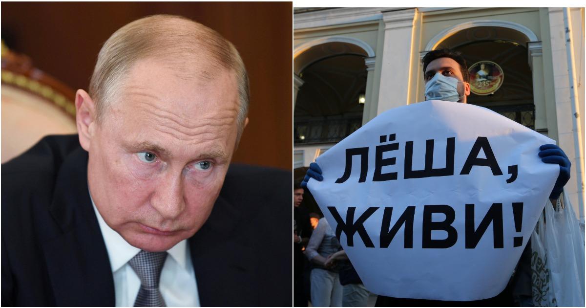Фото По худшему сценарию. Чем оборачивается для России дело Навального