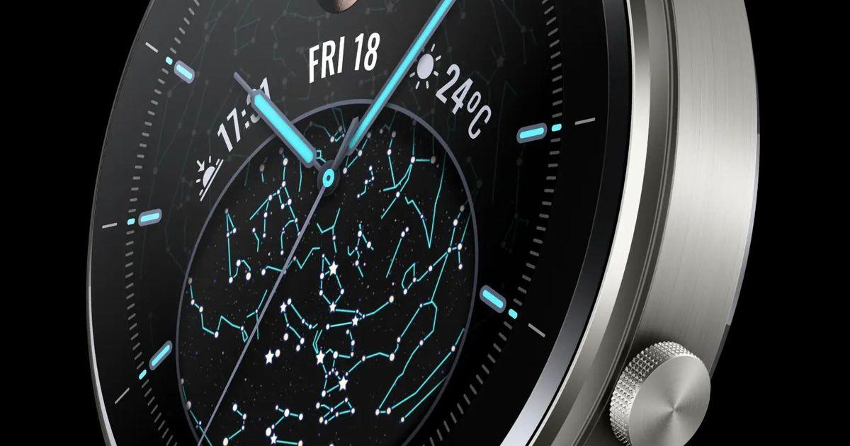 Фото Смарт-часы Huawei Watch GT 2 Pro предлагают до двух недель автономности