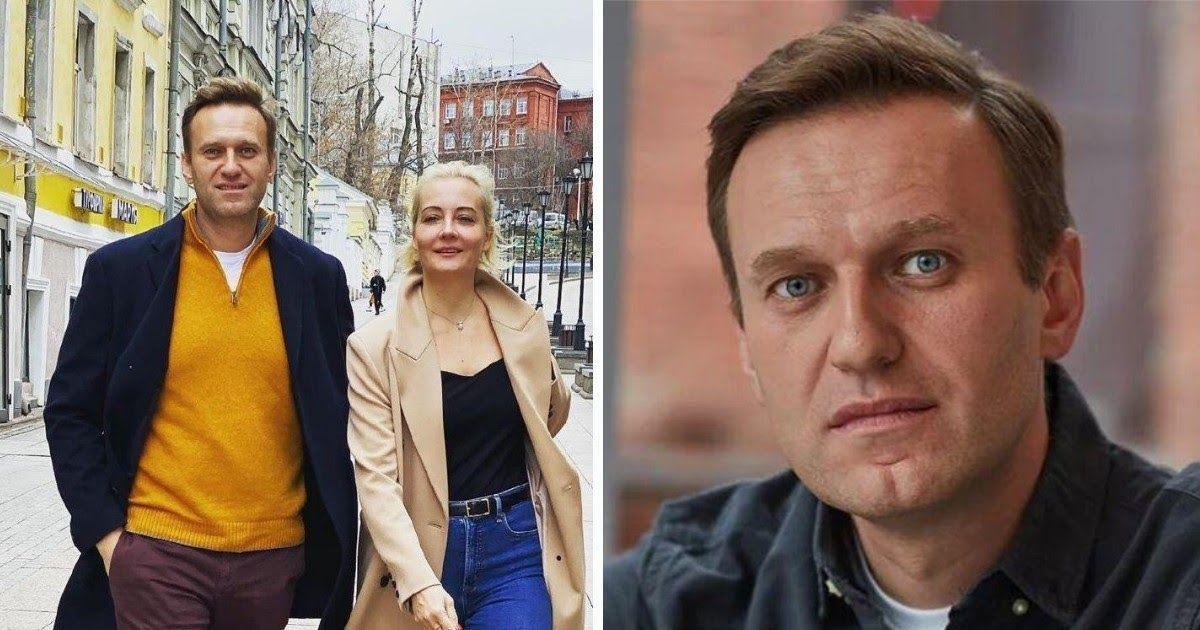 Фото NYT: Навальный заявил немцам, что намерен вернуться в Россию