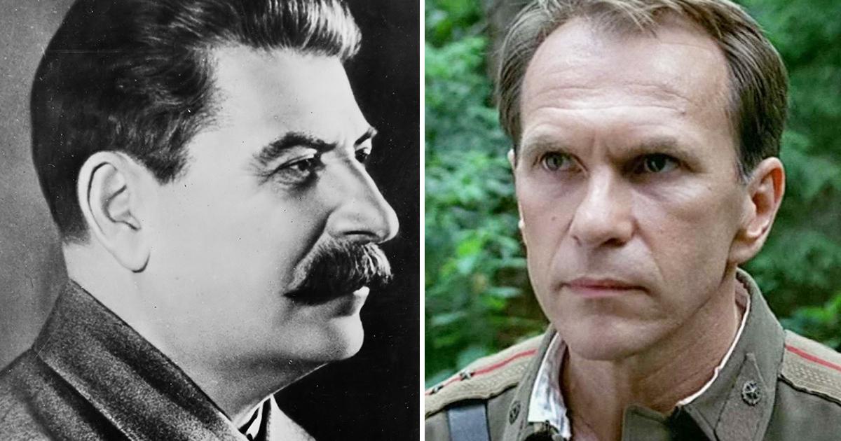 Фото Алексей Гуськов сыграет Сталина
