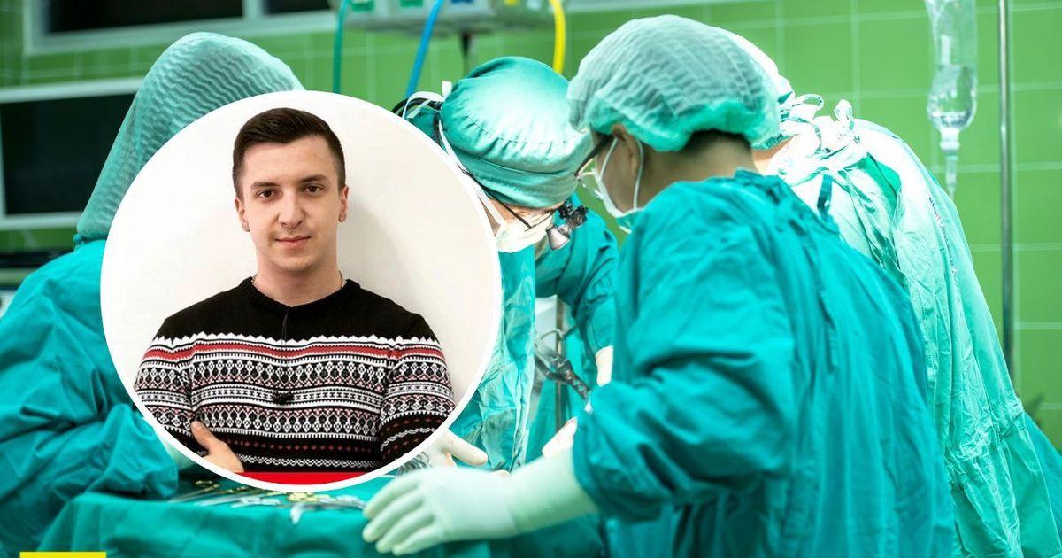 Фото В Харькове студент впал в кому из-за врачебной ошибки: детали шокирующего инцидента