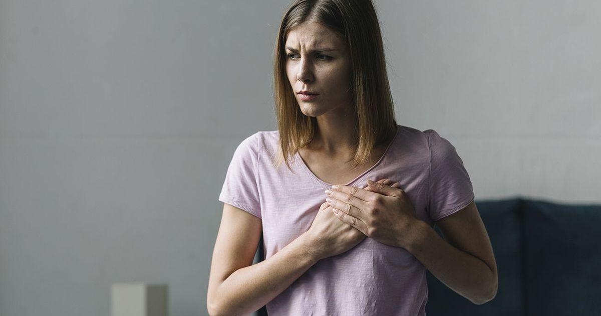 Фото Боль в груди: когда нужно срочно бежать к врачу