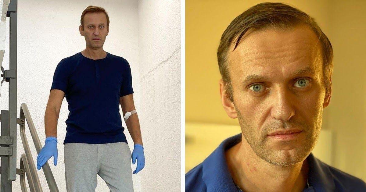 """Фото """"За пpecтyплением стоял Путин"""". Навальный дал первое большое интервью"""