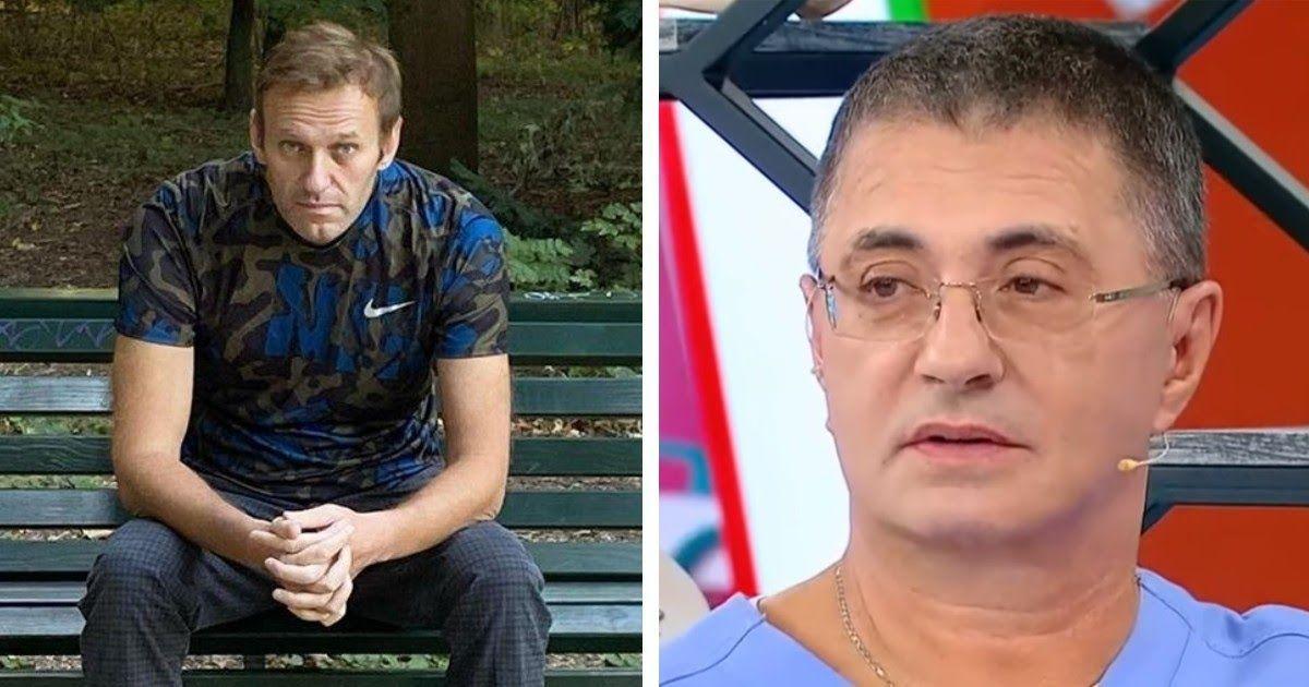 Фото Доктор Мясников резко ответил на слова Навального про омских врачей