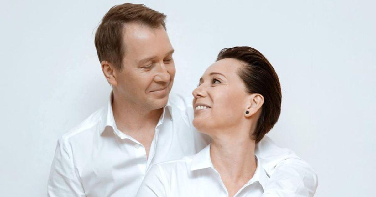 """Фото """"Вы теперь вместе?"""". Миронов назвал Хаматову """"любимой"""" в её день рождения"""