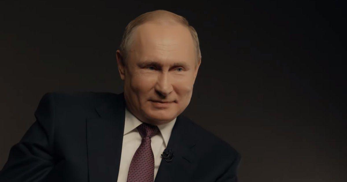 """Фото """"Зря вы хрюкаете"""". Опубликовано видео, где Путин рассказывает о внуках"""